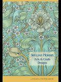 Notecards-William Morris-10pk