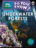 Underwater Forests - BBC Earth Do You Know...? Level 3