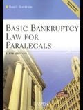 Basic Bankruptcy Law for Paralegals with CDROM