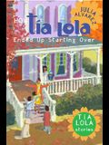 How Taia Lola Ended Up Starting Over