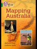 Collins Big Cat - Mapping Australia: Band 15/Emerald