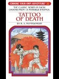 Tattoo of Death [With 2 Trading Cards]