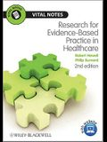 Research Evidence-Based Practice 2e