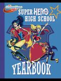 Super Hero High Yearbook!