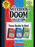 The Notebook of Doom Collection: A Branches Book (Books #1-3)