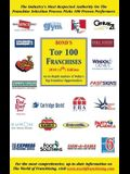 Bond's Top 100 Franchises, 2010