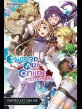 Sword Art Online 22 (Light Novel): Kiss and Fly