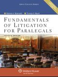 Fundamentals of Litigation for Paralegals, Seventh Edition