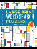 Large Print Word Search Puzzles 4, 4