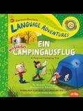 Ein Magischer Campingausflug (a Magical Camping Trip, German / Deutsch Language Edition)