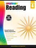 Spectrum Reading Workbook, Grade 4