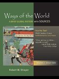 Ways of the World, Volume 2: Since 1500: A Brief Global History with Sources
