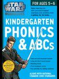 Star Wars Workbook: Kindergarten Phonics and ABCs (Star Wars Workbooks)