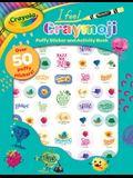 Crayola I Feel Craymoji: Puffy Sticker and Activity Book, Volume 16