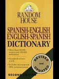Random House Spanish-English English-Spanish Dictionary