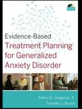 Evidence-Based Treatment Planning for Generalized Anxiety Disorder DVD [With Book(s)]