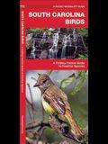 South Carolina Birds: A Folding Pocket Guide to Familiar Species
