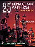 25 Leprechaun Patterns for Carvers