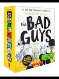 The Bad Guys Even Badder Box Set (the Bad Guys #6-10)