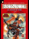Bionicle #7: Realm of Fear (Bionicle Graphic Novels)