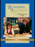 Running Records: A Self-Tutoring Guide [With 40 Minute Audio Cassette]