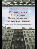 Community Economic Development in Social Work