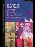Ben Jonson: Four Plays