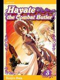 Hayate the Combat Butler, Vol. 3, 3
