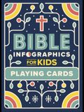 Bible Infographics for Kids(tm) Playing Cards
