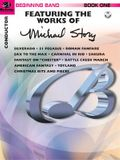 Belwin Beginning Band, Bk 1: Featuring the Works of Michael Story (Conductor Book), Book & CD