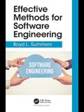Effective Methods for Software Engineering