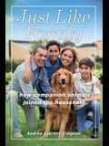 Just Like Family: How Companion Animals Joined the Household