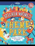 Sticker World: Theme Park