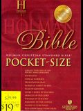 Pocket Size Bible-HCSB
