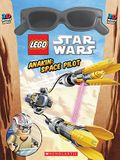 Anakin: Space Pilot (Lego Star Wars): Space Pilot (3d) [With 3-D Glasses]