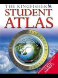The Kingfisher Student Atlas [With CD-ROM and Fold-Out Map]