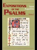 Expositions of the Psalms, Volume 2: Psalms 33-50