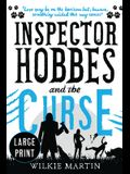 Inspector Hobbes and the Curse: (Unhuman II) Comedy Crime Fantasy - Large Print