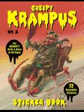 Krampus Sticker Book #2