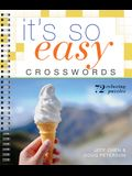 It's So Easy Crosswords