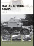 Italian Medium Tanks: 1939-45