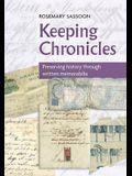 Keeping Chronicles: Preserving History Through Written Memorabilia