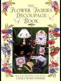The Flower Fairies Decoupage Book
