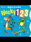 Ripley's Believe It or Not! Wacky 1-2-3, Volume 1