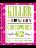 Killer Thursday Crosswords #2