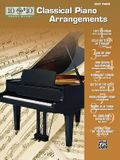 10 for 10 Sheet Music Classical Piano Arrangements: Piano Solos