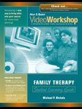 Family Therapy: Student Learning Guide [With CDROM]