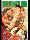 One-Punch Man, Vol. 8, 8