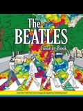 The Beatles Coloring Book: Adult Coloring Book