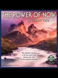 Power of Now 2022 Wall Calendar: A Year of Inspirational Quotes